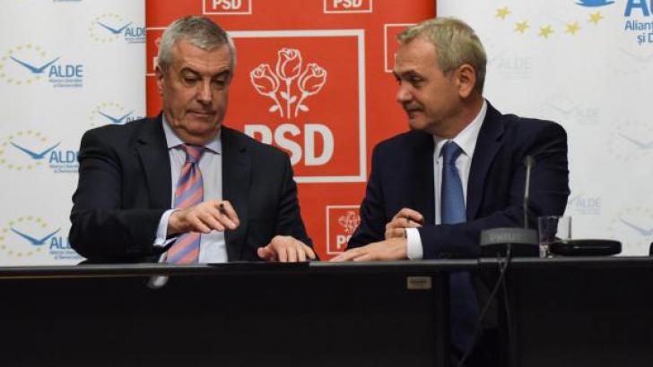 Întâlnire importantă a coaliţiei de guvernare PSD - ALDE, la Parlament