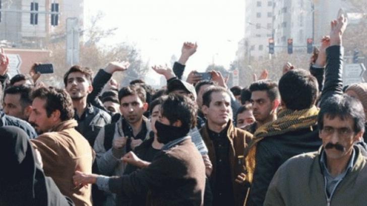 Proteste sângeroase în Iran