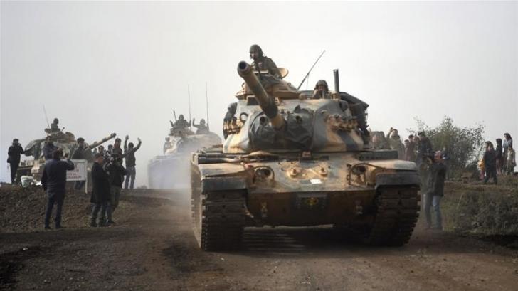 Un scenariu neverosimil. Se grăbește Turcia, cu tancuri și avioane, spre o ciocnire militară cu SUA?