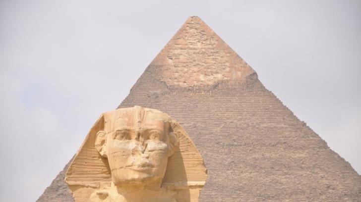 Descoperire fabuloasă a arheologilor la Marea Piramidă din Giza