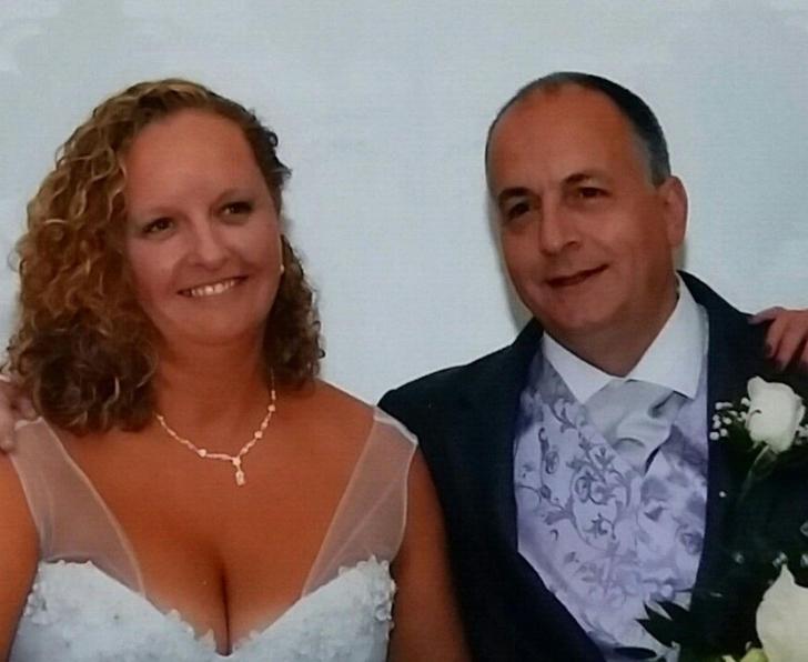 Această femeie și-a întâlnit soțul online și acum speră ca povestea ei să servească și altora