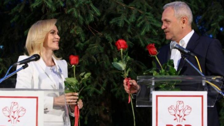 Liviu Dragnea o susține pe Gabriela Firea