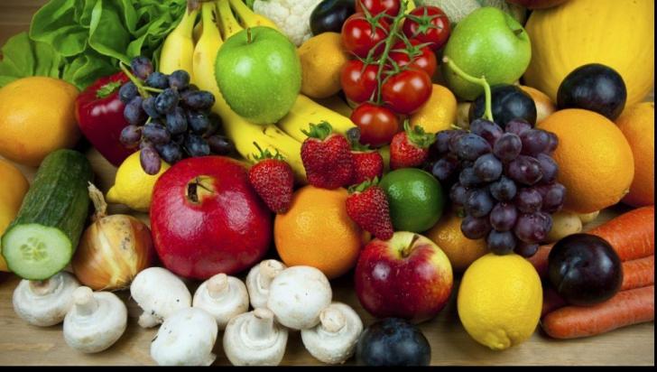 coduri fructe