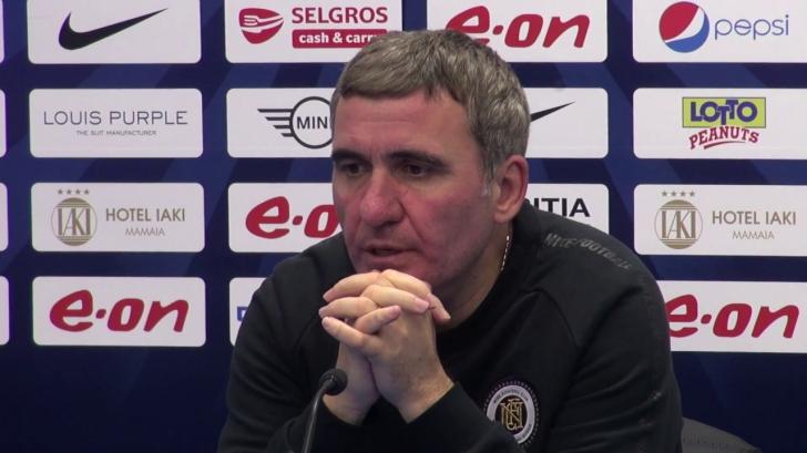 Liga 1. Gică Hagi a explodat după eşecul, 1-4, cu FCSB: O părticică a României nu mă vrea aici