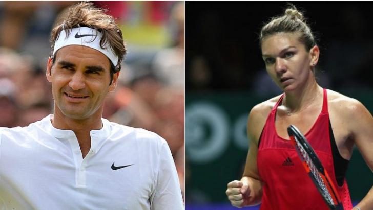Simona Halep. Roger Federer, afirmaţie emoţionantă despre sportiva noastră