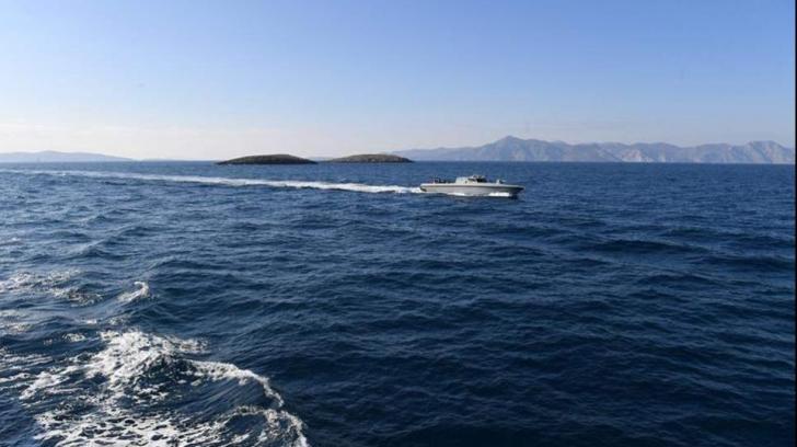 Coliziune între două nave militare din Turcia şi Grecia, în Marea Egee