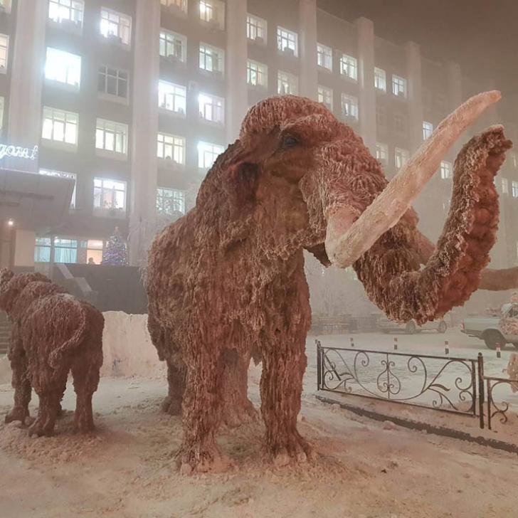 GER CUMPLIT în Siberia. Temperaturile, aproape de RECORDUL NEGATIV: - 65 de grade Celsius