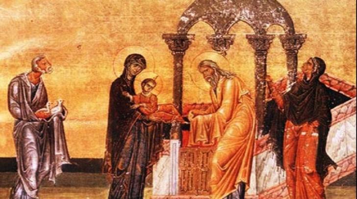 Întâmpinarea Domnului, 2 februarie. O sărbătoare a bucuriei. Ce nu ai voie să faci? E mare PĂCAT!