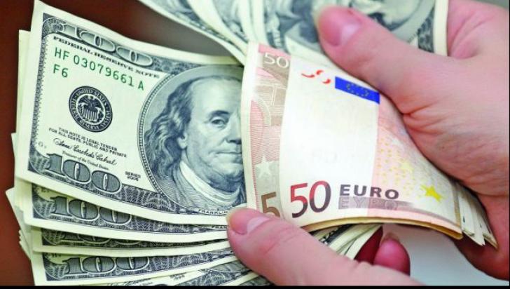 Leul, sfâşiat de euro