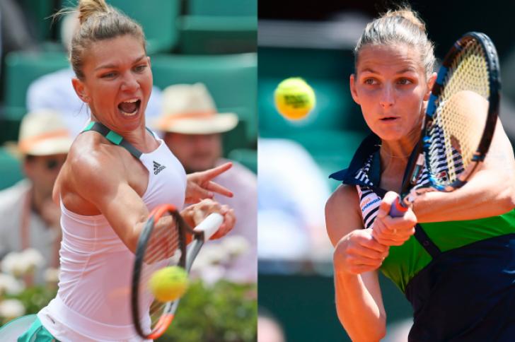 MINUNAT! Simona Halep a spulberat-o pe Karolina Pliskova şi este în semifinale la Australian Open