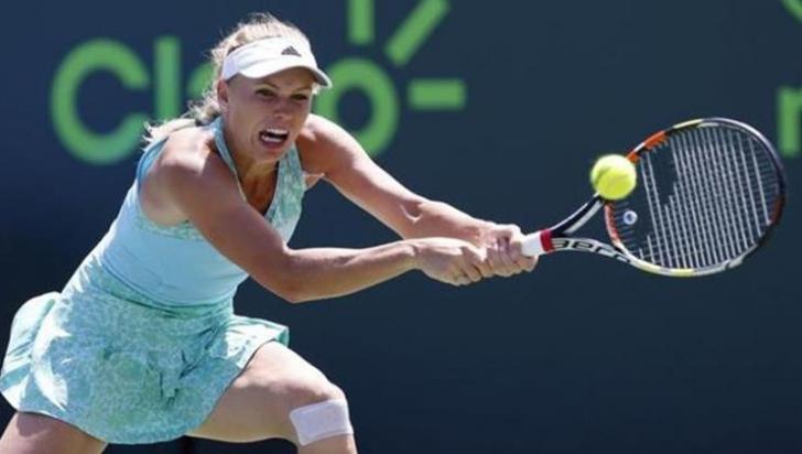 SIMONA HALEP - CAROLINE WOZNIACKI. Strategia lui Wozniacki dezvăluită cu 60 de min. înaintea finalei