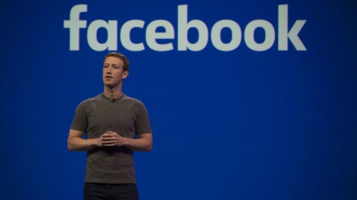 Patronul şi CEO-ul Facebook, Mark Zuckerberg