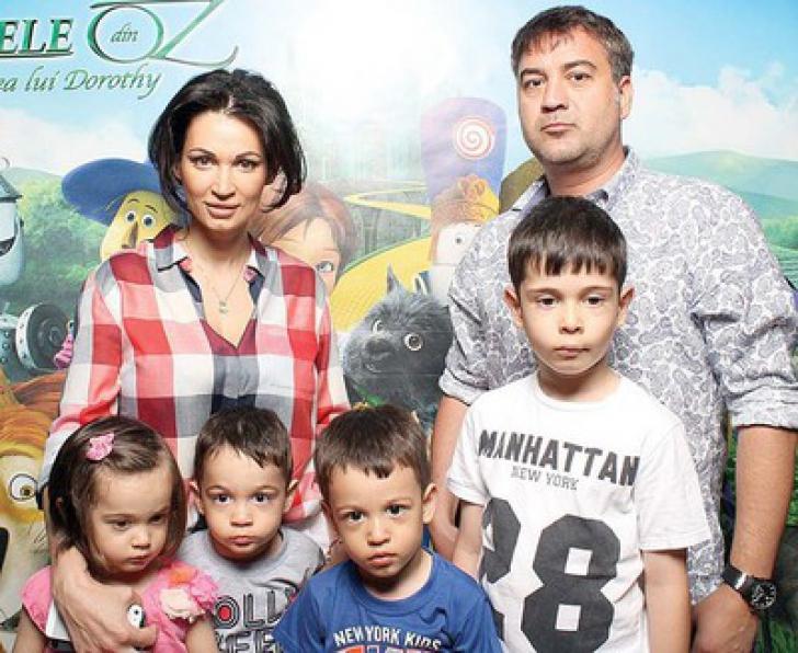 Cum arată acum cei patru copii ai Nicoletei Luciu