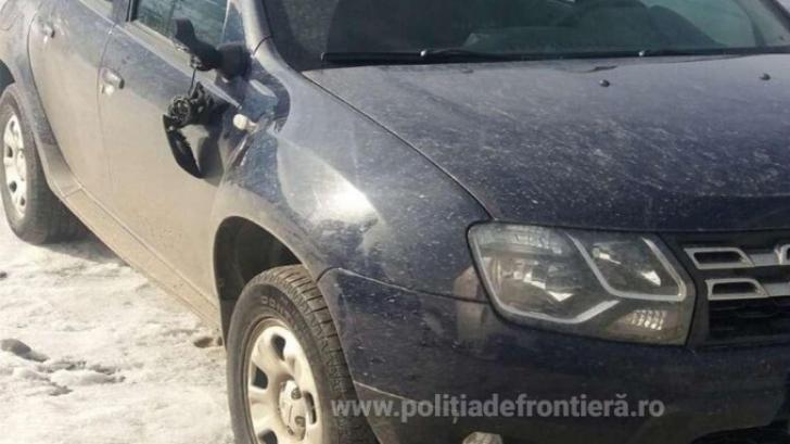 Polițiști de frontieră, bătuți și stropiți cu benzină de suspecți de contrabandă cu țigări