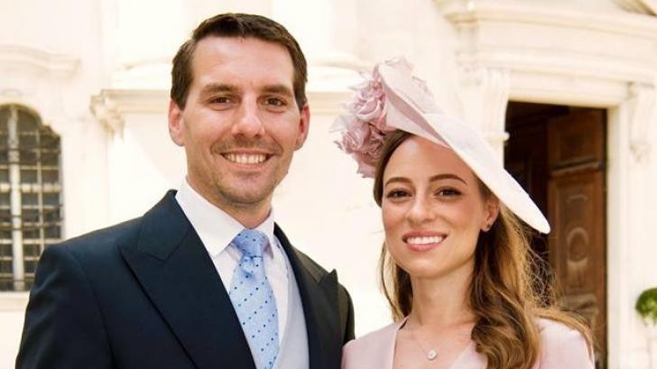 Principele Nicolae şi logodnica sa