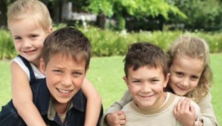 Al câtelea copil eşti la părinţi? Ce spune despre noi ordinea în care ne-am născut