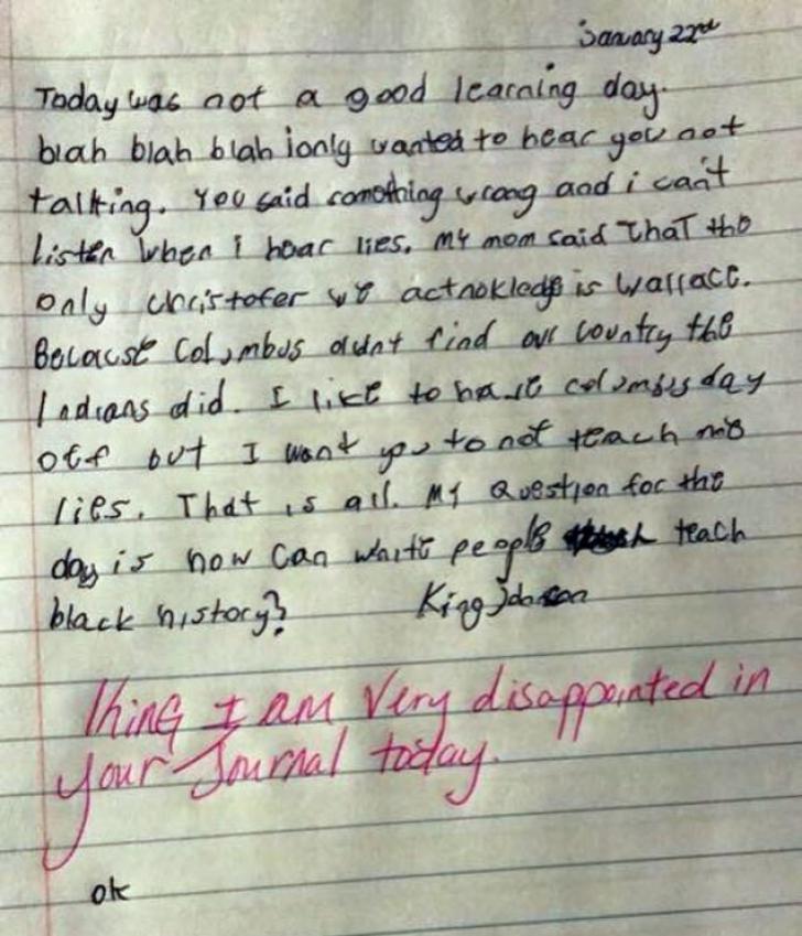 GENIAL: Ce i-a spus un puști de 8 ani învățătoarei l-a făcut instantaneu vedetă