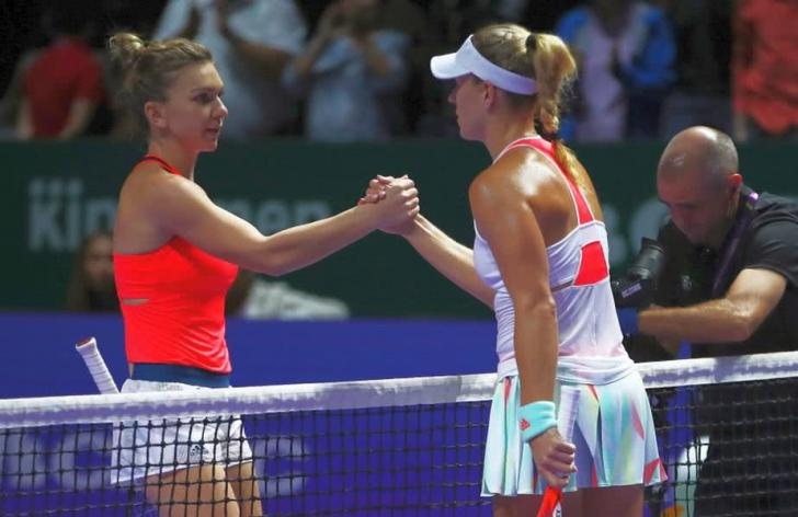 FANTASTIC! Simona Halep este în finala de la Australian Open, după un meci de infarct cu Kerber