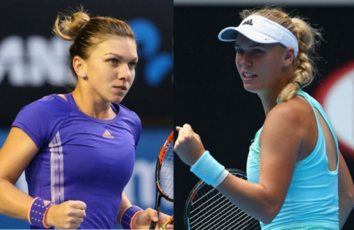 Când se joacă finala Australian Open, Simona Halep - Caroline Wozniacki