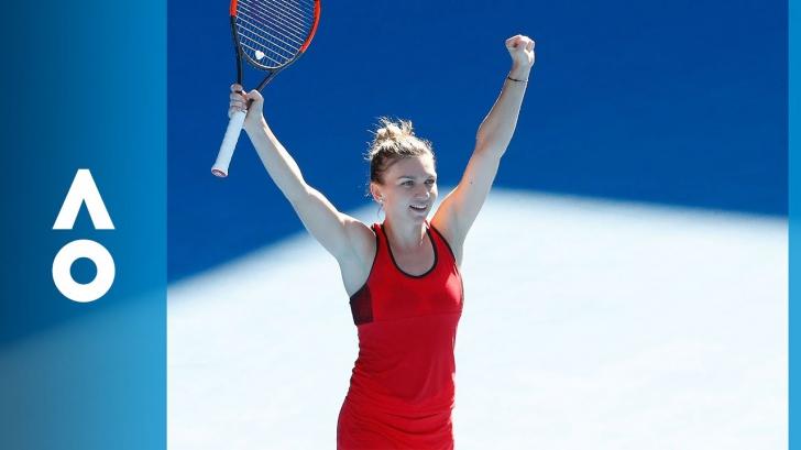 Simona Halep in finala Australian Open – Cand e meciul si la ce televizor din oferta eMAG sa-l vezi
