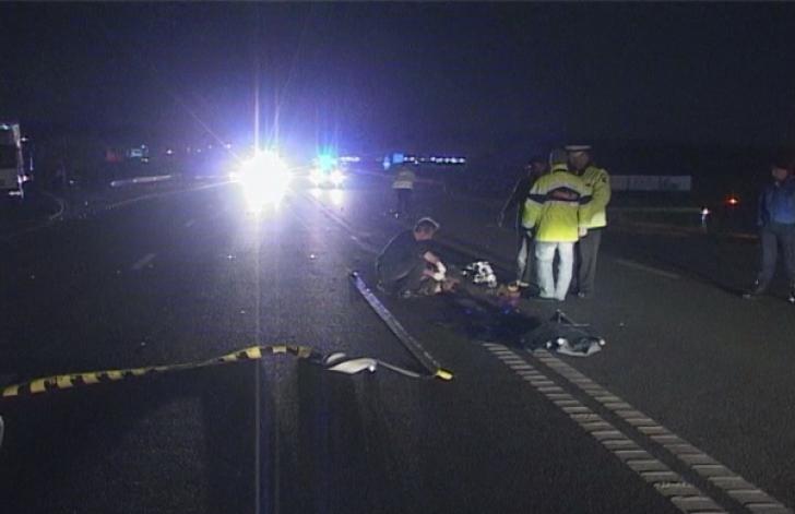 Accident mortal la Timișoara, un biciclist a fost lovit de o mașină