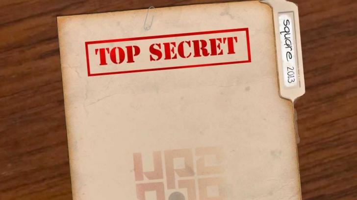 Documente secrete, vândute la second hand
