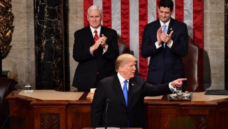 Trump: Să ne asigurăm că dăm bani DOAR prietenilor Americii
