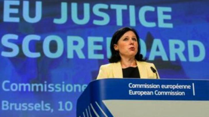 Comisarul European pentru Justiție,Vera Jourova
