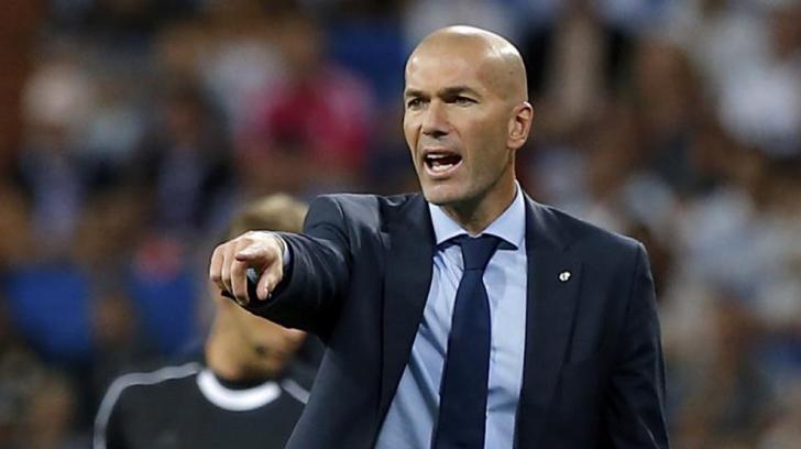 Zinedine Zidane demisionează de la Real Madrid