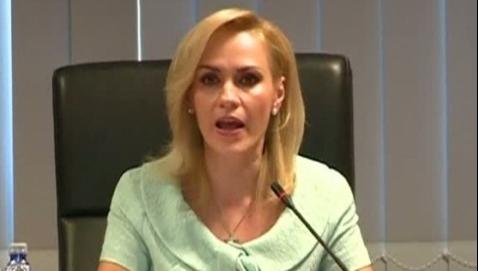 Primarul Gabriela Firea a convocat Comandamentul de iarnă
