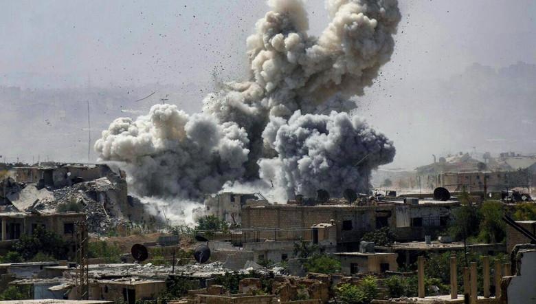 Ghouta de Est, Siria