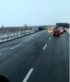 Accident grav pe E85