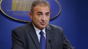 Florin Georgescu, ministrul Finanțelor din Guvernul Văcăroiu