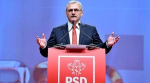 Liviu Dragnea vrea Congres Extraordinar PSD. Cere vot și pentru reconfirmarea sa ca șef de partid