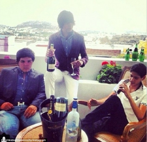 Rich Kids of Mexico