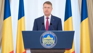 Klaus Iohannis reacţionează în scandalul justiţiei. Declaraţii de presă la 20.15
