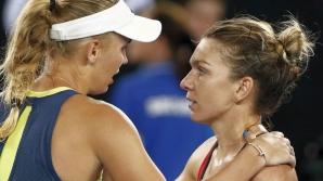 Tenis: Clasamentul WTA - Wozniacki şi-a mărit avansul faţă de Halep