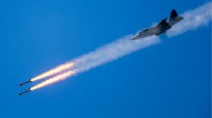 Rusia, atacuri în Siria