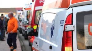 Incident grav pe Splaiul Unirii din Capitală: Un bărbat s-a aruncat în râul Dâmboviţa