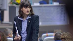 Laura Codruţa Kovesi refuză să spună dacă a fost acasă la Sebastian Ghiţă