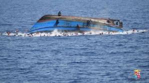 Mulți migranți și-au pierdut viața în urma naufragiilor din Mediterana - Imagine de arhivă
