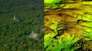 Orașe ascunse din civilizația Maya