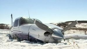 Avion de pasageri, PRĂBUŞIT în Iran. Peste 60 de persoane la bord