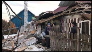 Explozie devastatoare în Suceava