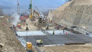 BEI evită proiectul autostrăzii Comarnic-Braşov, din cauza reputaţiei României