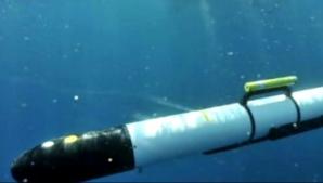 Dronă subacvatică a Armatei, PIERDUTĂ! Ministrul Apărării sesizează Parhetul Militar