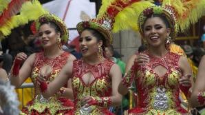 Carnaval sângeros în Bolivia