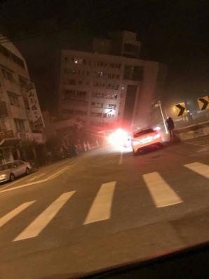 Primele imagini de după cutremur