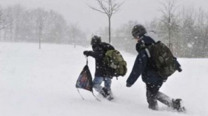 Şcoli închise în Capitală. Ce se va întâmpla în Bucureşti în următoarele ore
