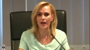 Primarul Gabriela Firea